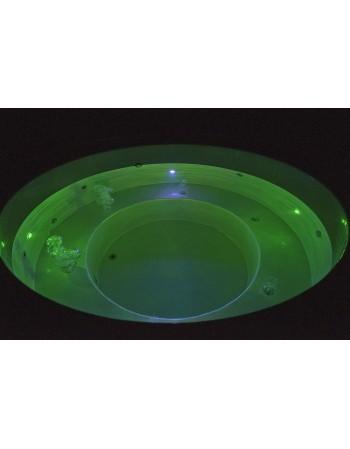 Led lys system i vandet